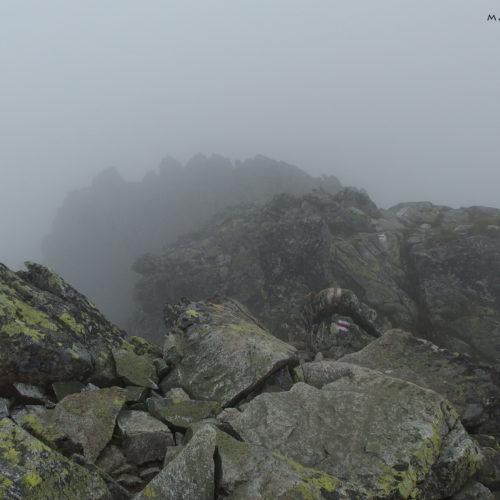 Orla Perć w Tatrach