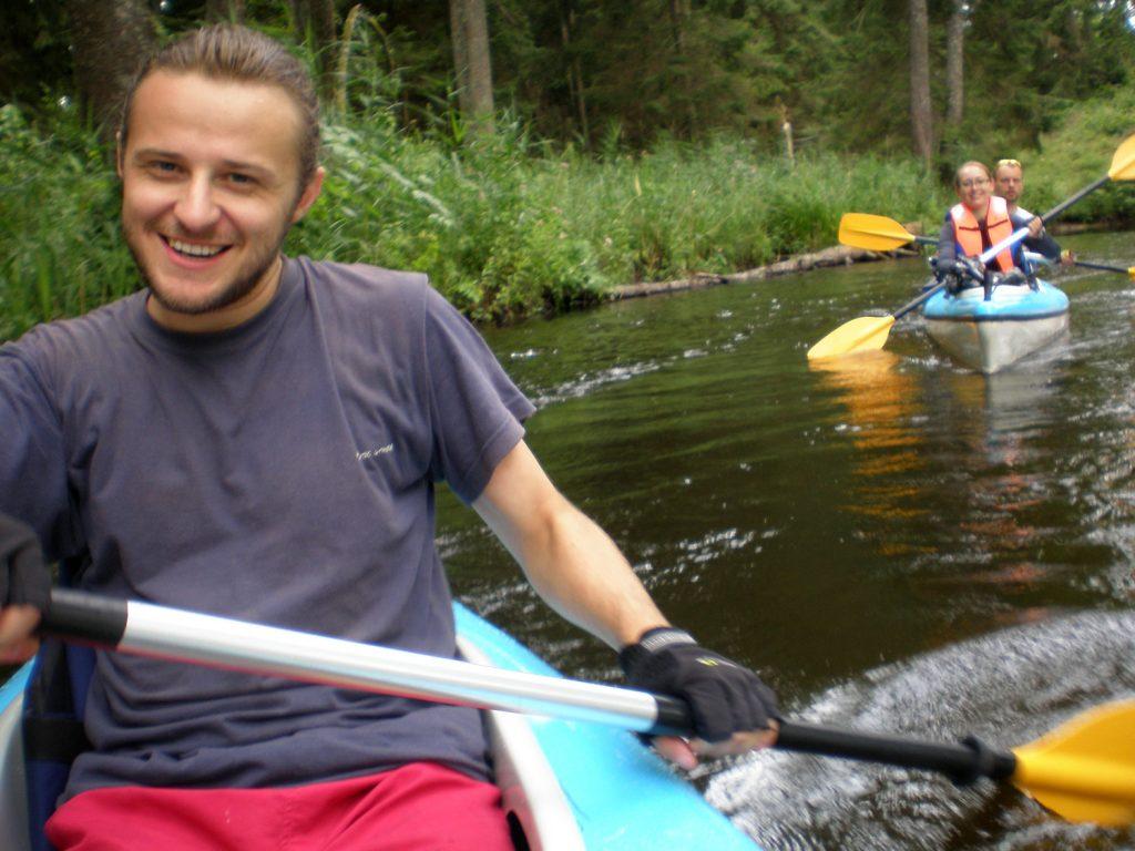 kayak czarna hancza poland