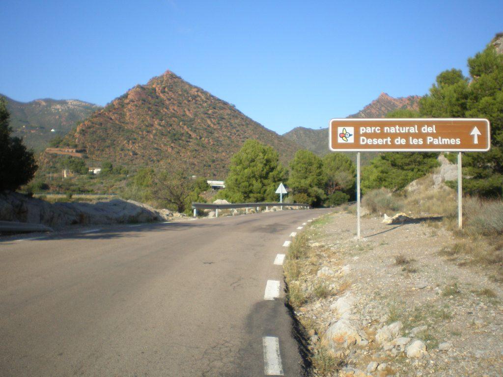Desert de les Palmes Nature Park