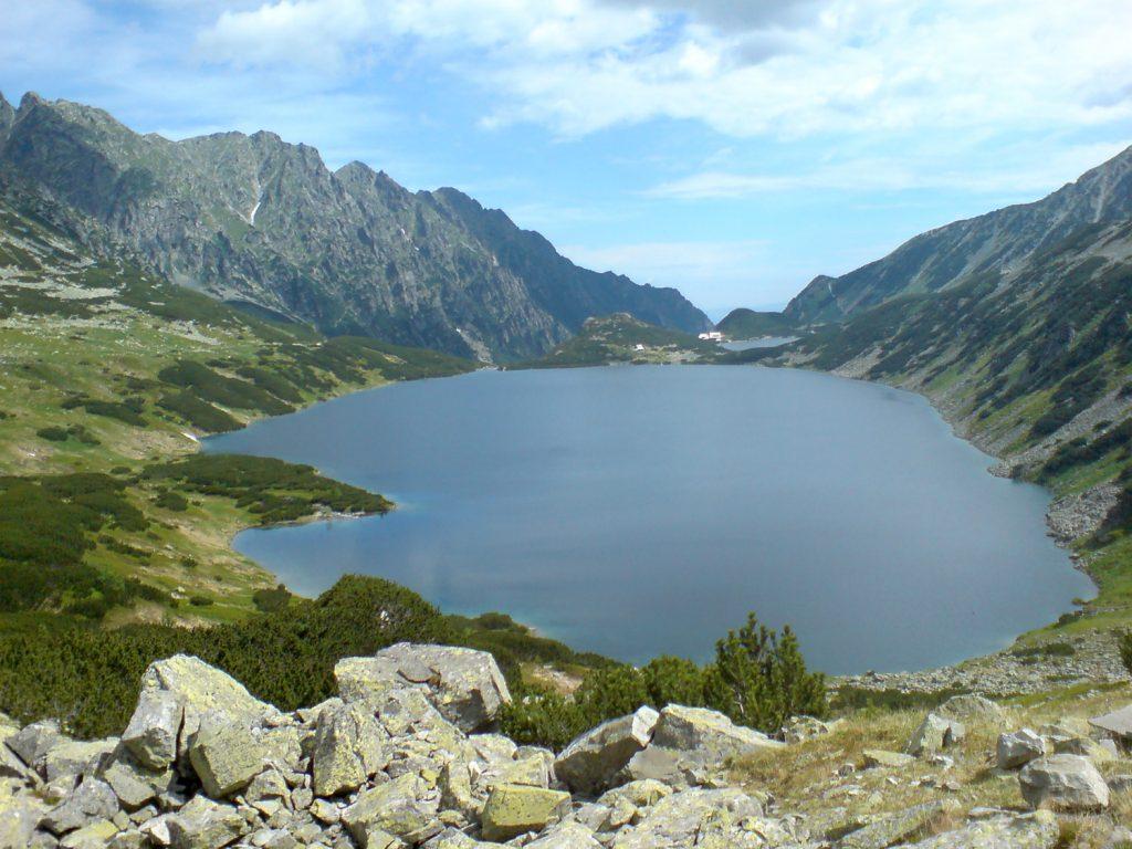 dolina pięciu stawów tatra mountains poland