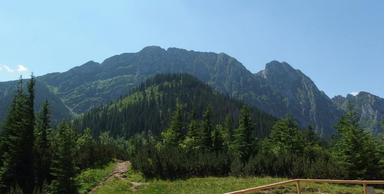 giewont tatra mountains poland
