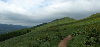 carynska polonyna bieszczady mountains
