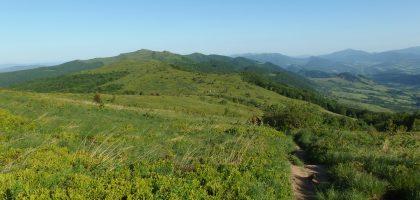 polonyna wetlinska bieszczady mountains poland