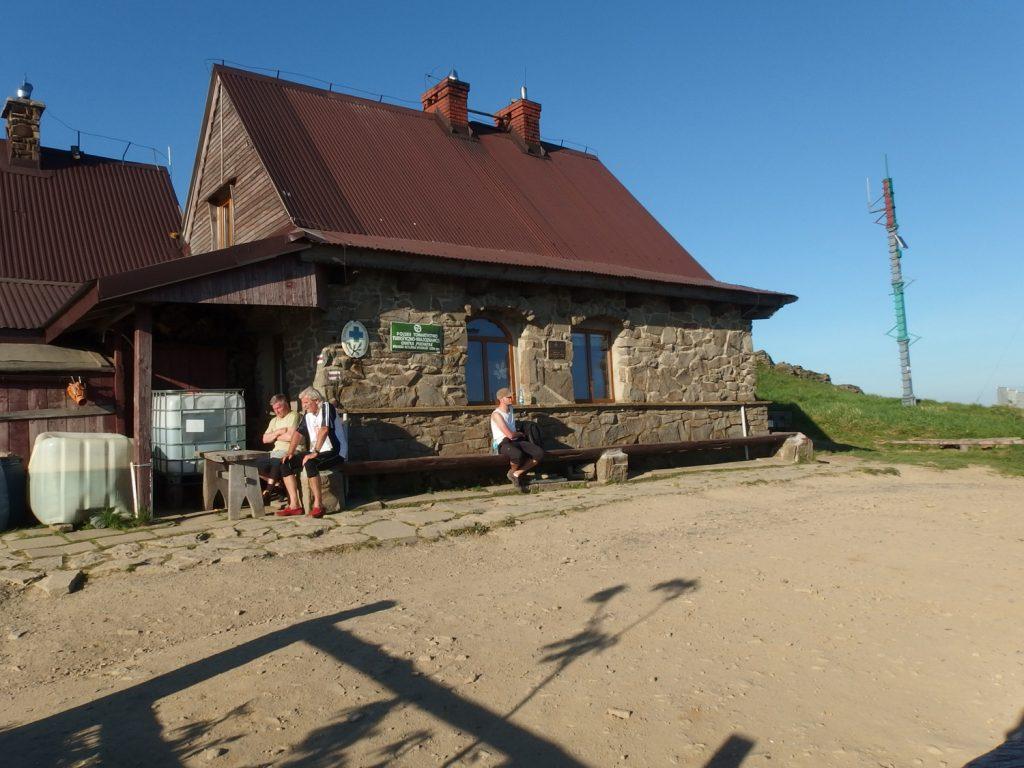 chatka puchatka in bieszczady poland