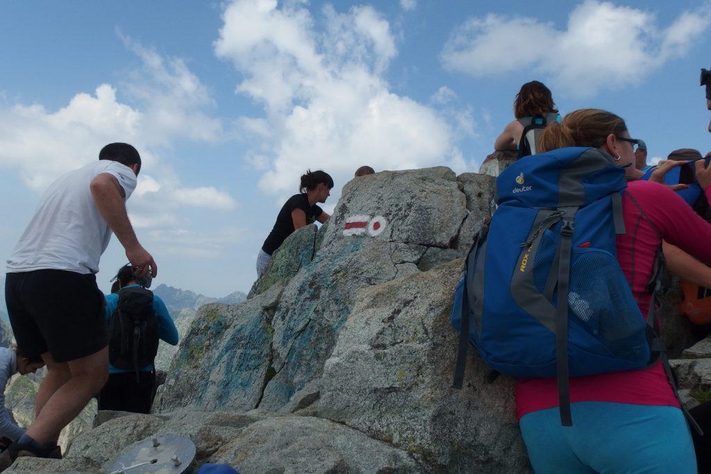 rysy peak tatra national park