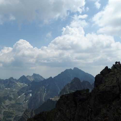 tatra mountains rysy peak