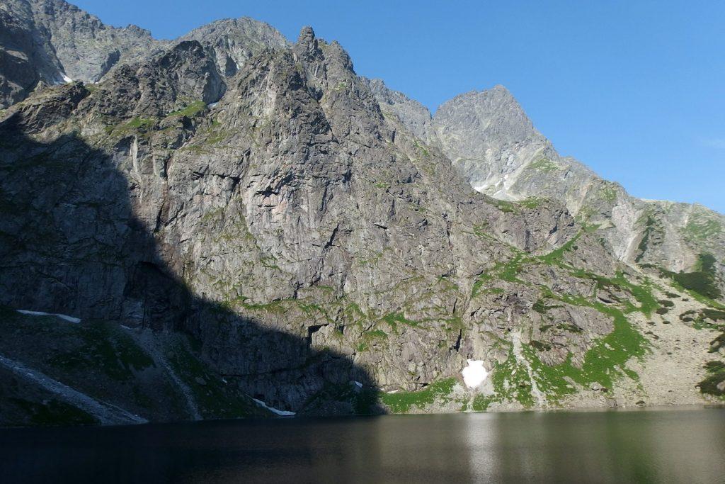 black lake tatra national park