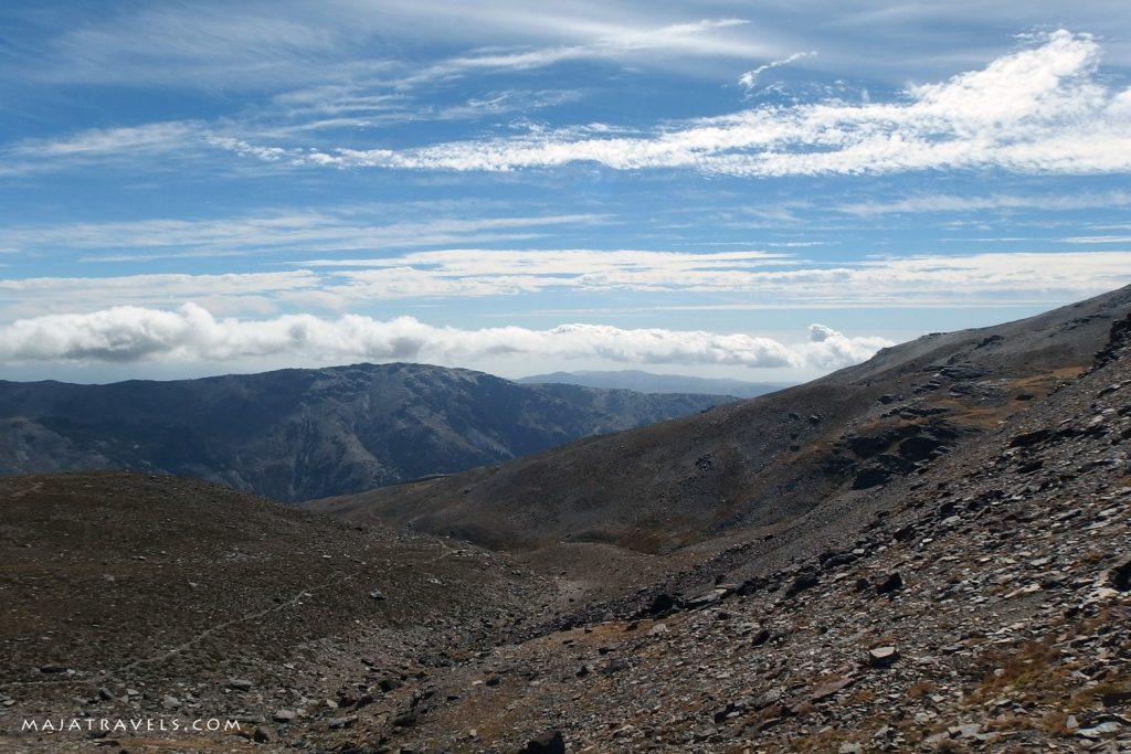 hiking trip to mulhacen sierra nevada