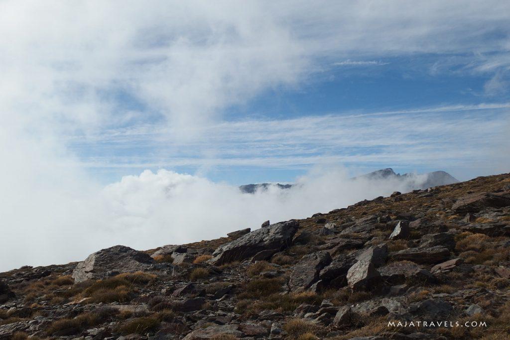mulhacen clouds