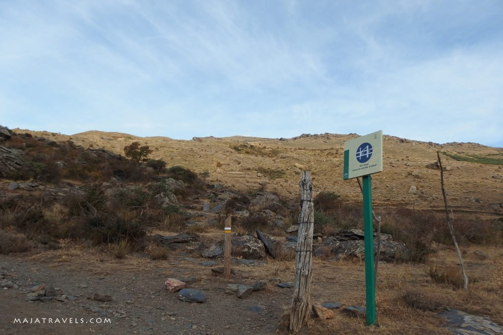 trail to mulhacen