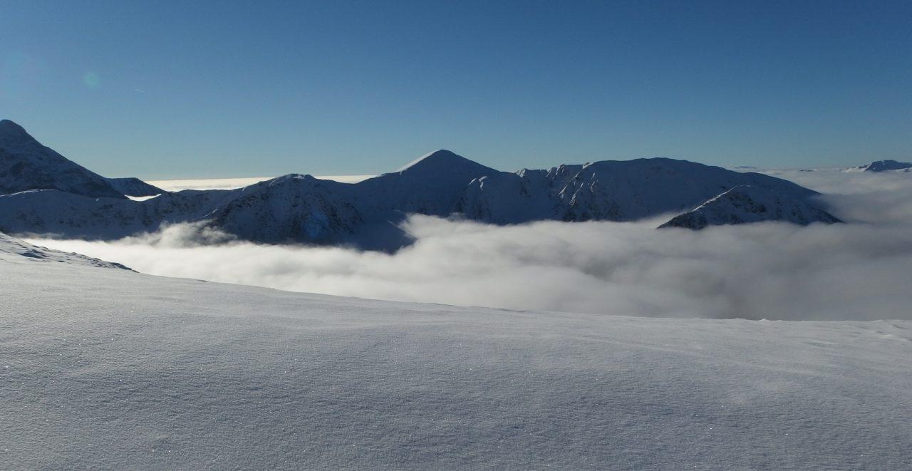 tatra mountains winter