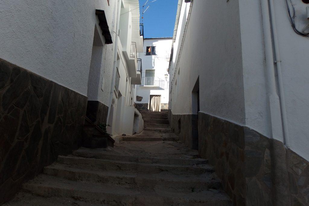 trevelez, hiszpania