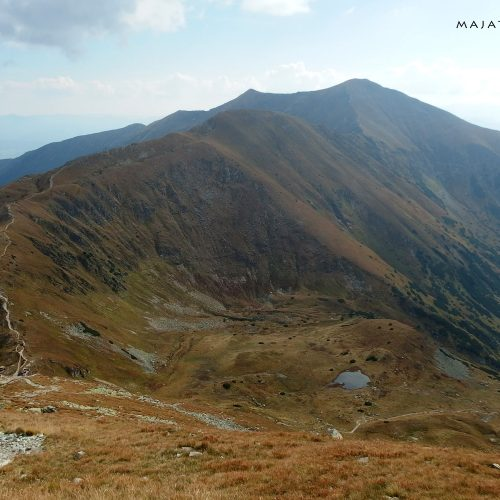 tatra mountains national park in slovakia - landscape