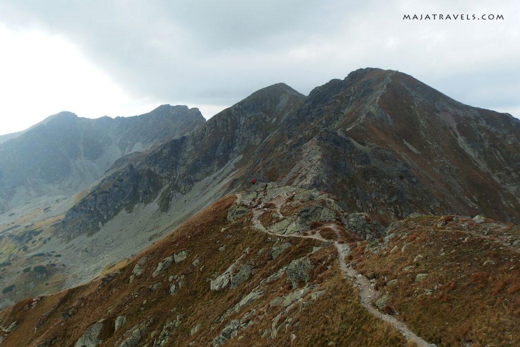 rohace in slovakia tatra national park mountains