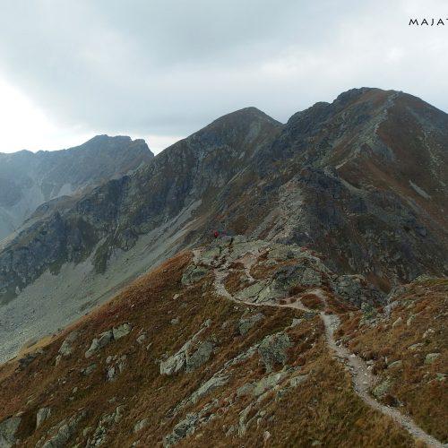tatra mountains national park in slovakia - autumn landscape
