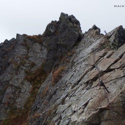 tatra mountains national park in slovakia - rocks