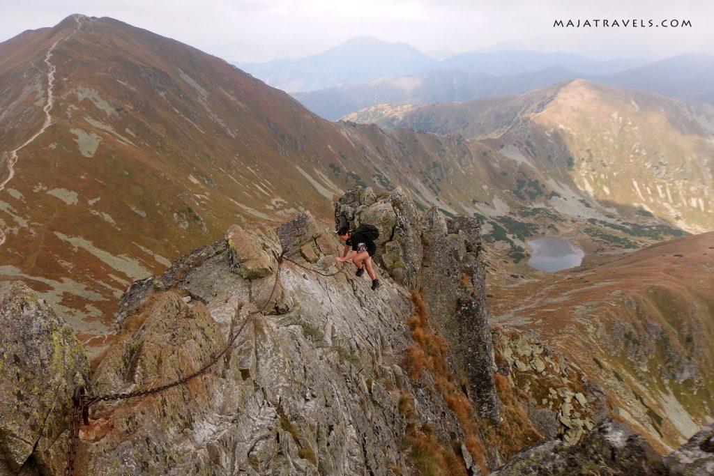 ostry rohac tatra mountains