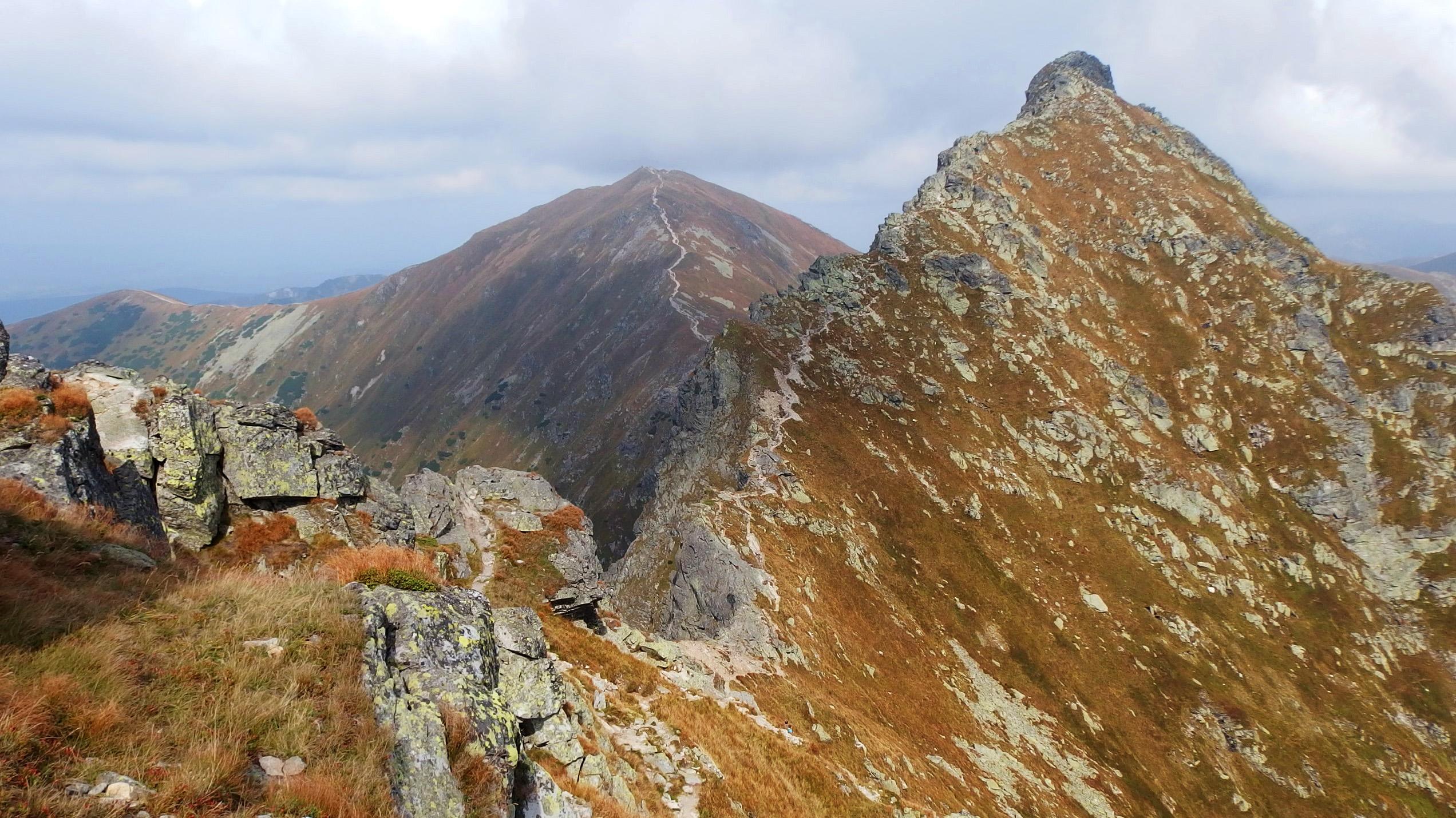 Rohacze - najfajniejszy szlak na Słowacji