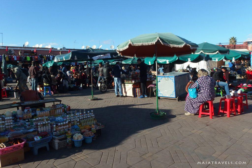 marrakech jamaa el fna