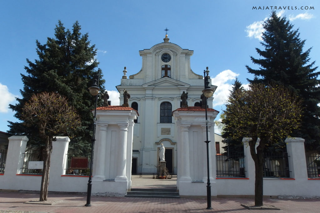 church in poland in mazovia