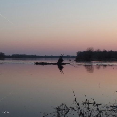 mazovia (mazowsze) in poland - vistula (wisła) river