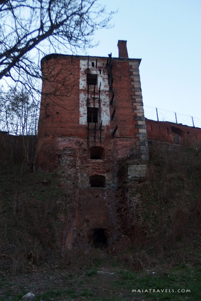 modlin fortress