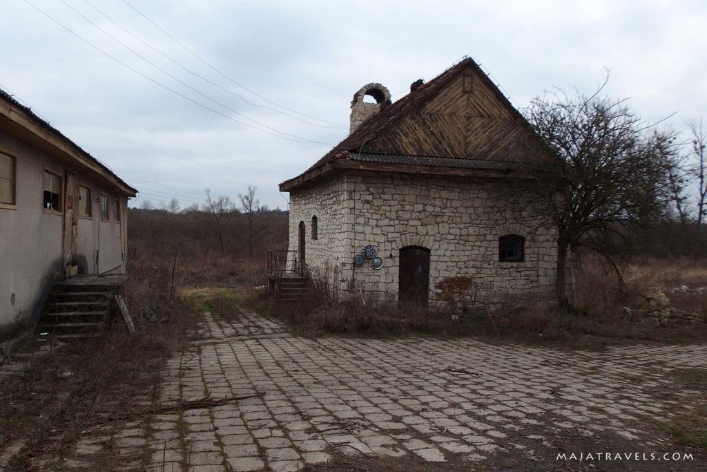 kazimierz dolny, old house