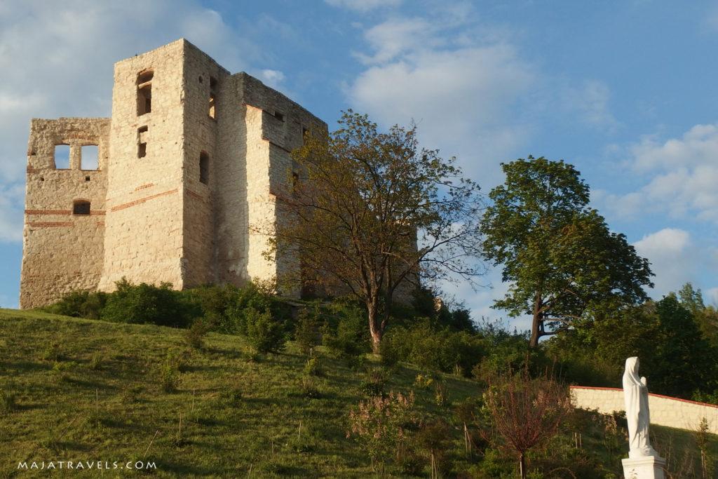 kazimierz dolny zamek castle