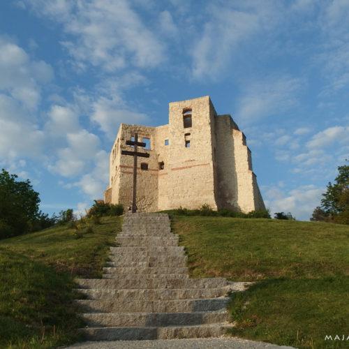 castle in kazimierz dolny poland