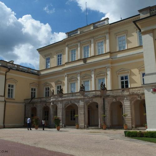Puławy Czartoryski Palace