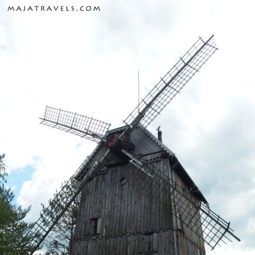 mięćmierz kazimierz dolny windmill