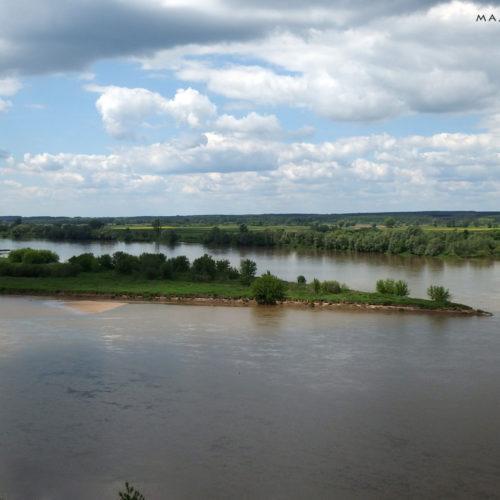 mięćmierz kazimierz dolny view of vistula river