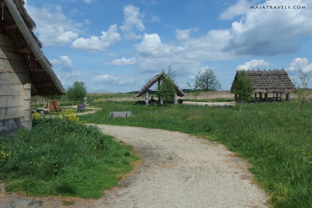 by bicycle from kazimierz dolny to opole lubelskie