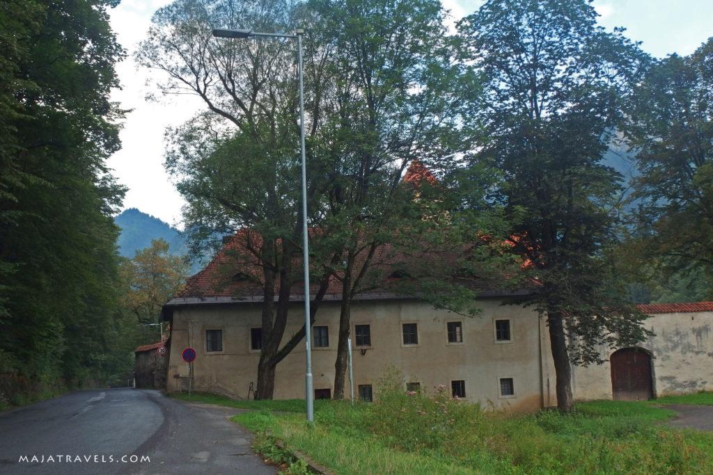red monastery, pieniny, slovakia
