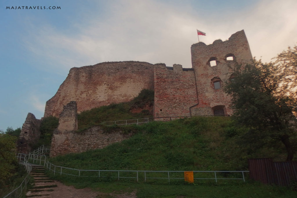 czorsztyn zamek