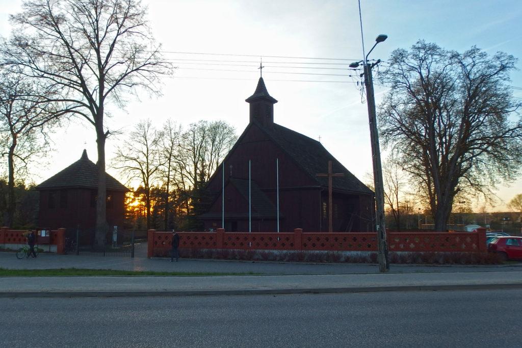 kościół w sułkowicach