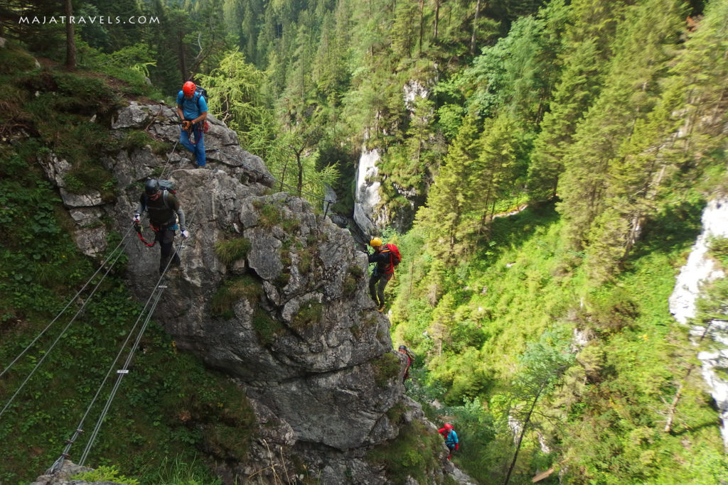 via ferrata hias