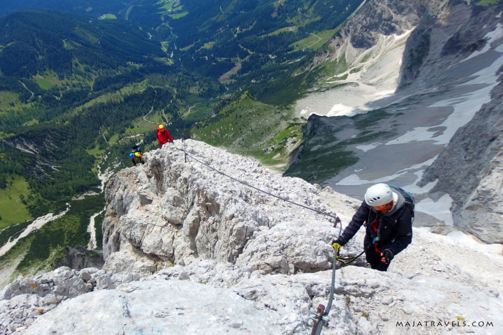 via ferrata johann