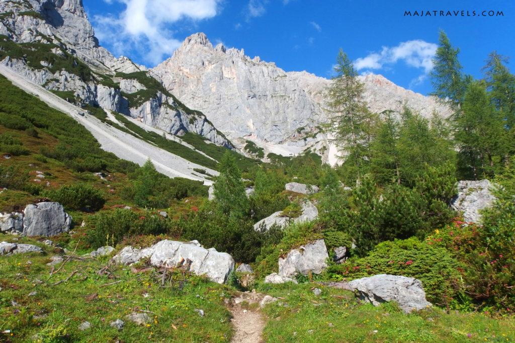 trekking dachstein