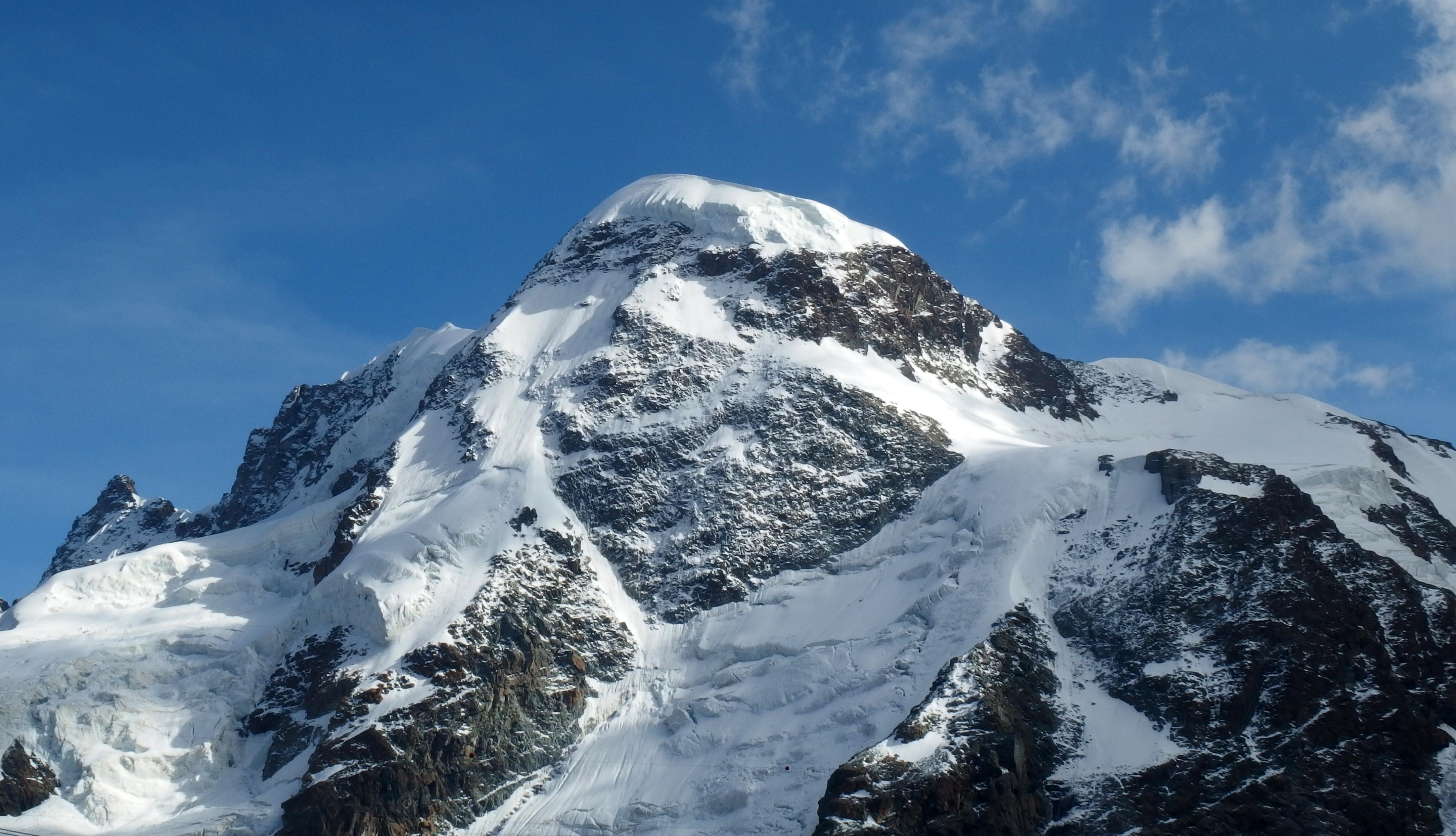 Trip to Breithorn – the easiest alpine four-thousander