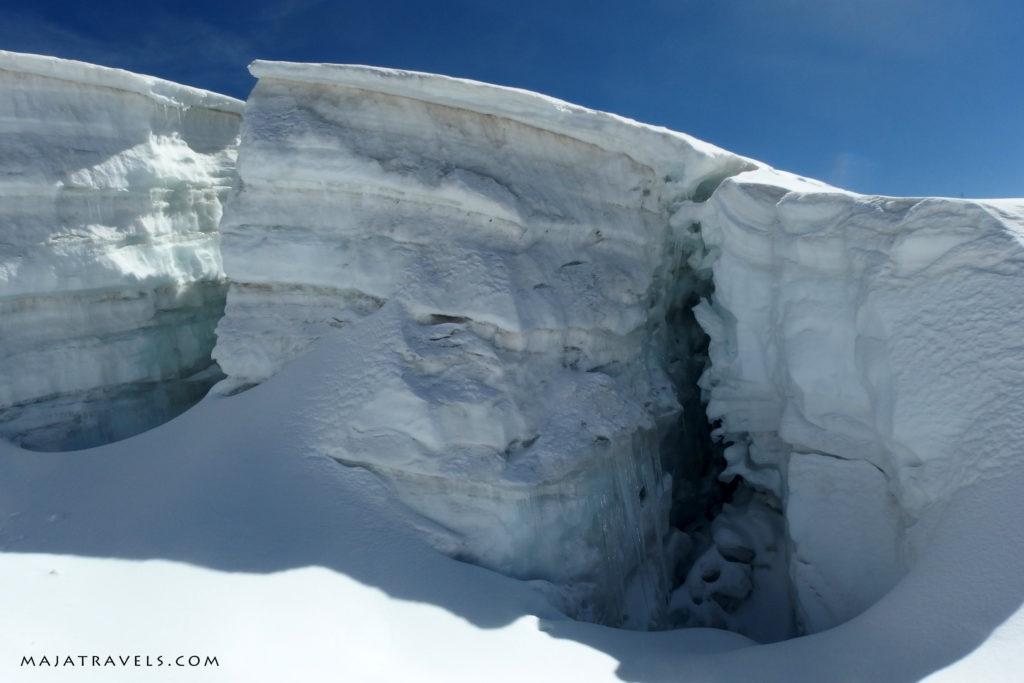 glacier breithorn