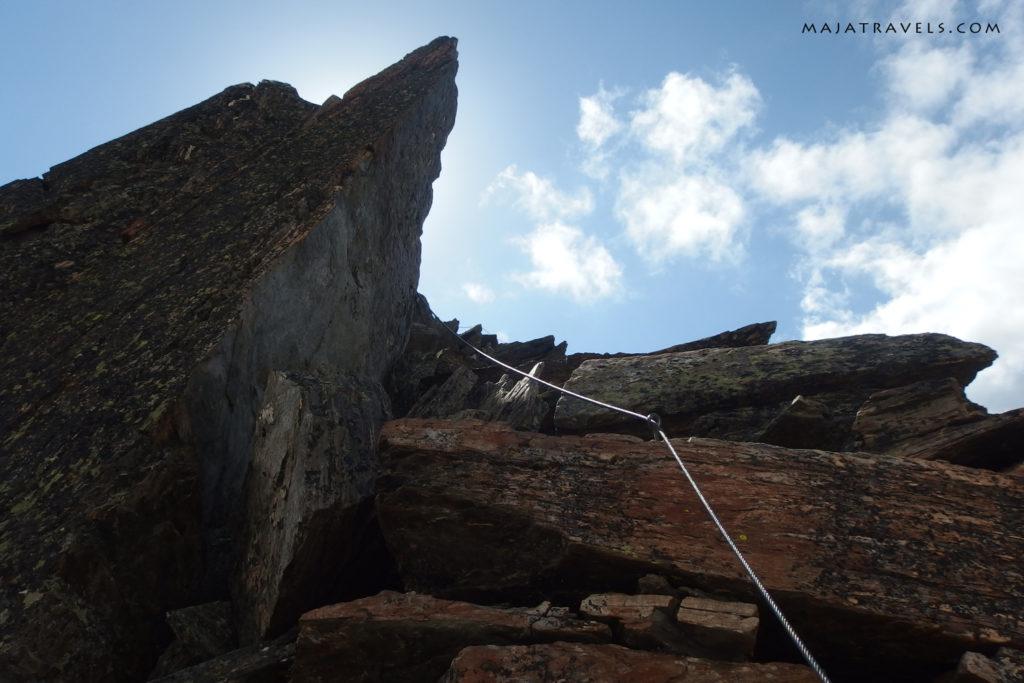 klettersteig jagihorn