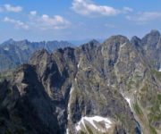 Tatra Mountains - easy, medium and hard hiking trails