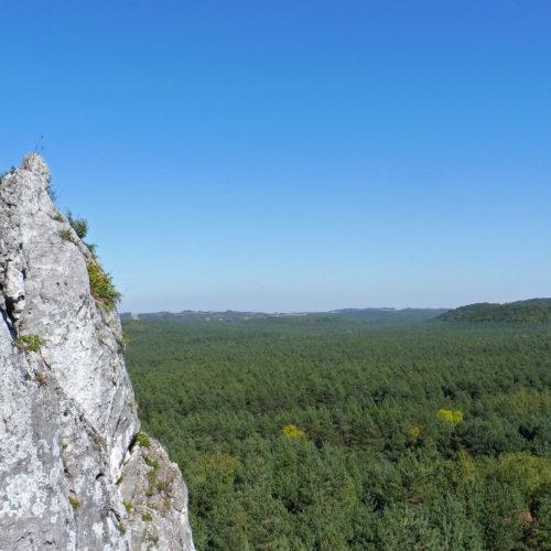 rock climbing in poland, jura, apteka