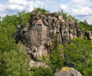 Climbing in Poland: Sokoliki and Rudawy