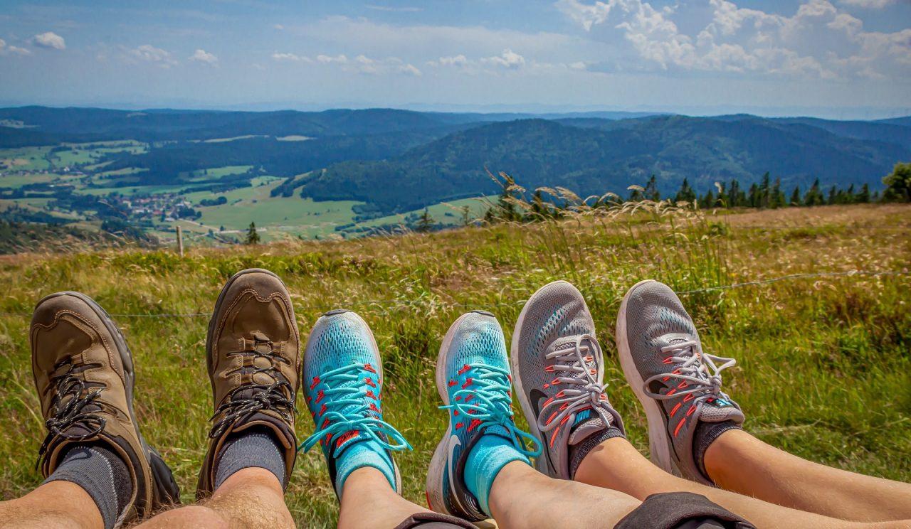 buty do wędrówek górskich