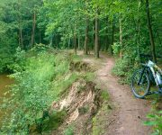 Bloody Loop - 270 km MTB bike route around Warsaw