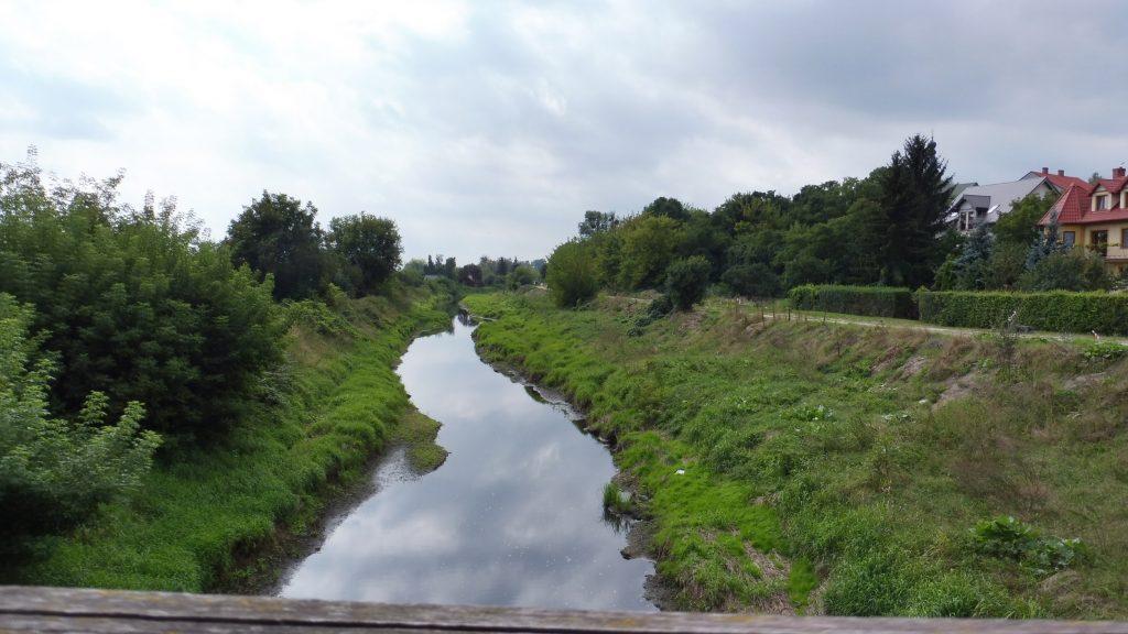 rzeka włodawka, nadbużański szlak rowerowy