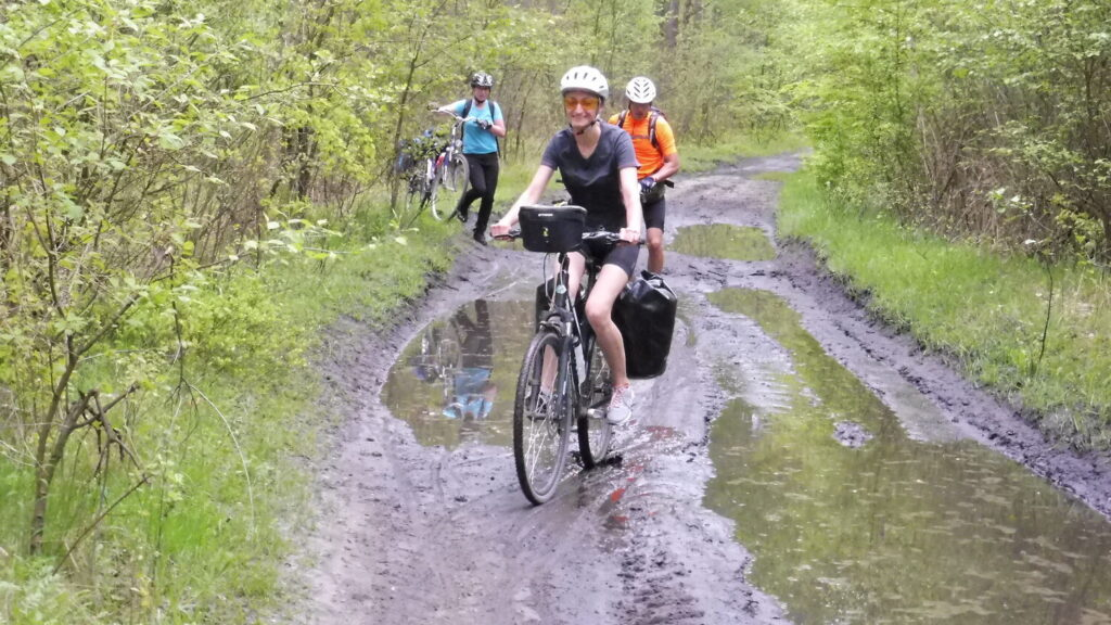dolina baryczy na rowerze