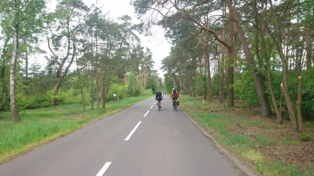 szlak rowerowy eurovelo 9, okolice gostynia